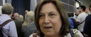 """Berlusconi riabilitato, Lucia Annunziata: """"Se si dimette un senatore di Forza Italia è di nuovo in parlamento"""""""