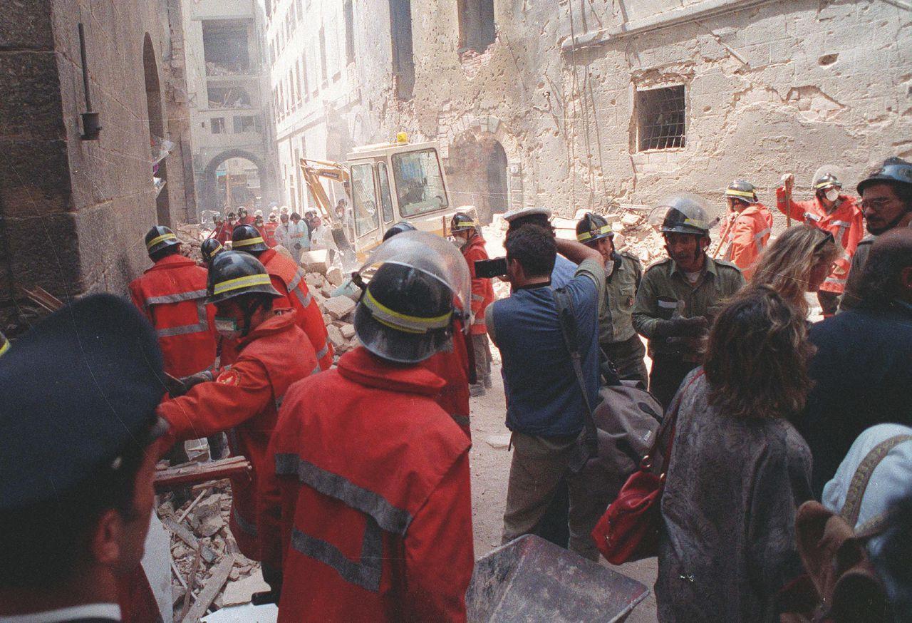 Roma-Firenze 1993. Era di maggio e sappiamo perché