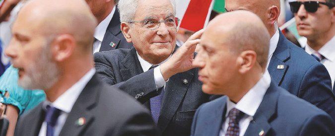 Mattarella avverte i dioscuri: sarà lui il vero contropotere