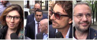 """Governo, esponenti Lega e M5s a bocca cucita prima del tavolo per il nuovo esecutivo: """"Speriamo di chiudere oggi"""""""