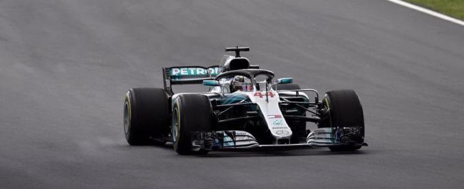 Formula 1, Hamilton in pole nel Gp di Francia. Alle sue spalle Bottas e Vettel