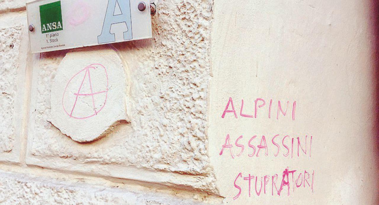 Trento, il vino è sempre più forte delle proteste