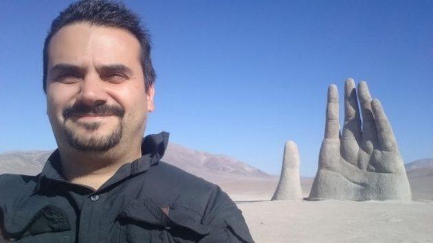 """Astronomo in Cile  """"Vicino a questi deserti terreni simili a Marte  E qui cerchiamo altre"""