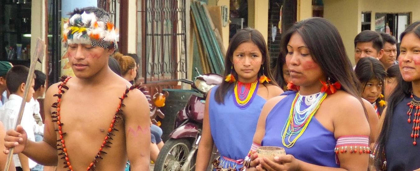 Witjai, un viaggio nell'Amazzonia del popolo Shuar