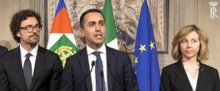 """Governo, Di Maio: """"Intenzionati a partire presto. Chiesto tempo a Mattarella per completare contratto"""""""