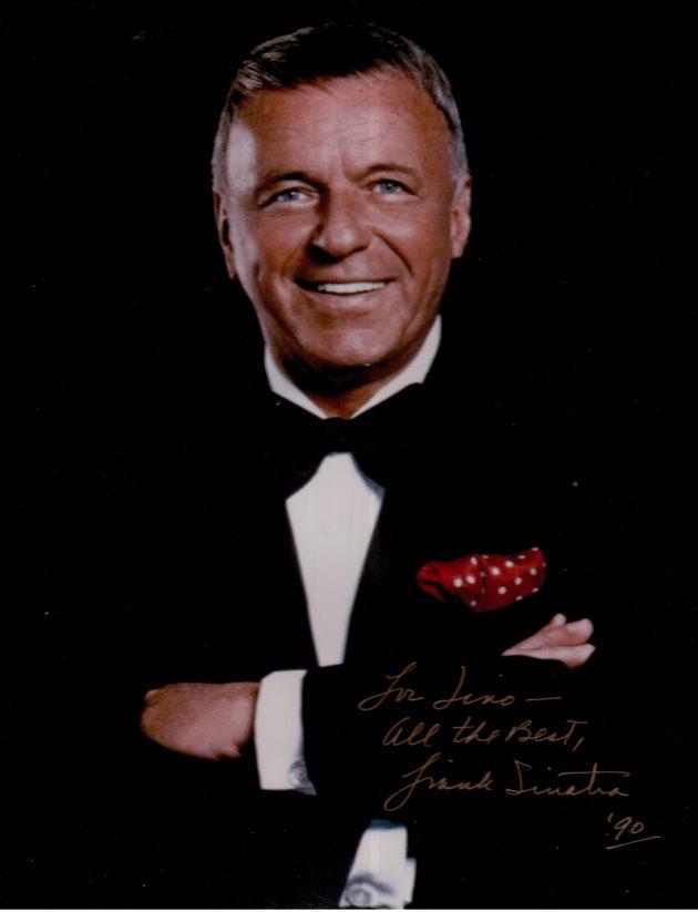 Frank Sinatra grande gallo
