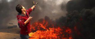 """Gerusalemme, apre l'ambasciata Usa. Scontri a Gaza: """"59 morti e 2800 feriti"""". Turchia e Iran: """"Massacro"""""""
