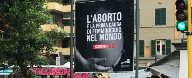 Manifesto anti-aborto a Roma 4c0c1efd42f1