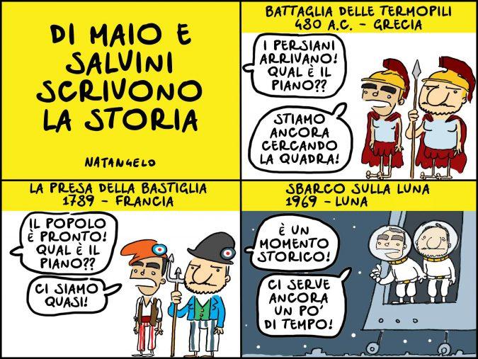 Nuovo governo, Matteo Salvini: entro oggi ci saranno novità