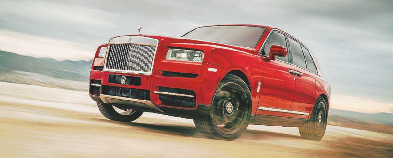 Il listino parte da 300 mila euro Rolls-Royce Cullinan: ecco il primo suv extralusso