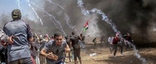"""Gaza, """"61 morti: c'è bimba di 8 mesi"""". Turchia espelle ambasciatore di Israele e Usa bloccano inchiesta dell'Onu"""