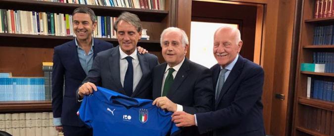 Nazionale, Roberto Mancini nuovo ct: contratto biennale con opzione fino ai Mondiali del 2022