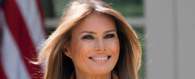 "Melania Trump operata d'urgenza al rene per una ""patologia benigna"". ""Sta bene"""