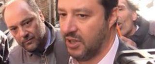 """Governo M5s-Lega, Salvini: """"Di Maio ottimista? Io sono realista. Ci sono distanze e se non si chiude si torni al voto"""""""