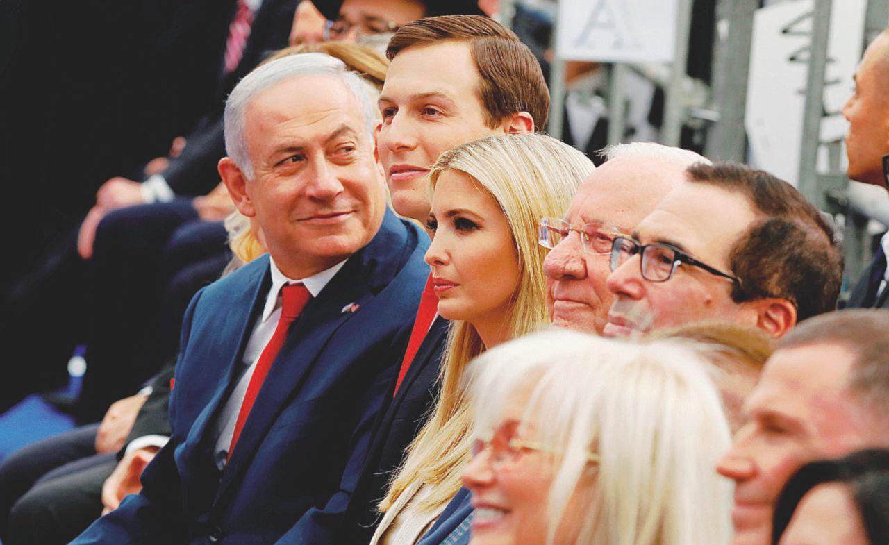 Feste e pallottole, Bibi ride ma perde la sfida mediatica