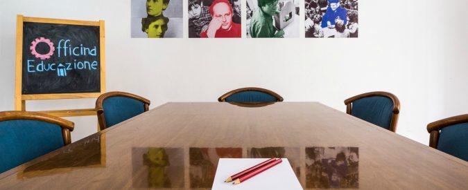 Da Maria Montessori a Gianni Rodari, i grandi maestri vivranno sotto lo stesso tetto