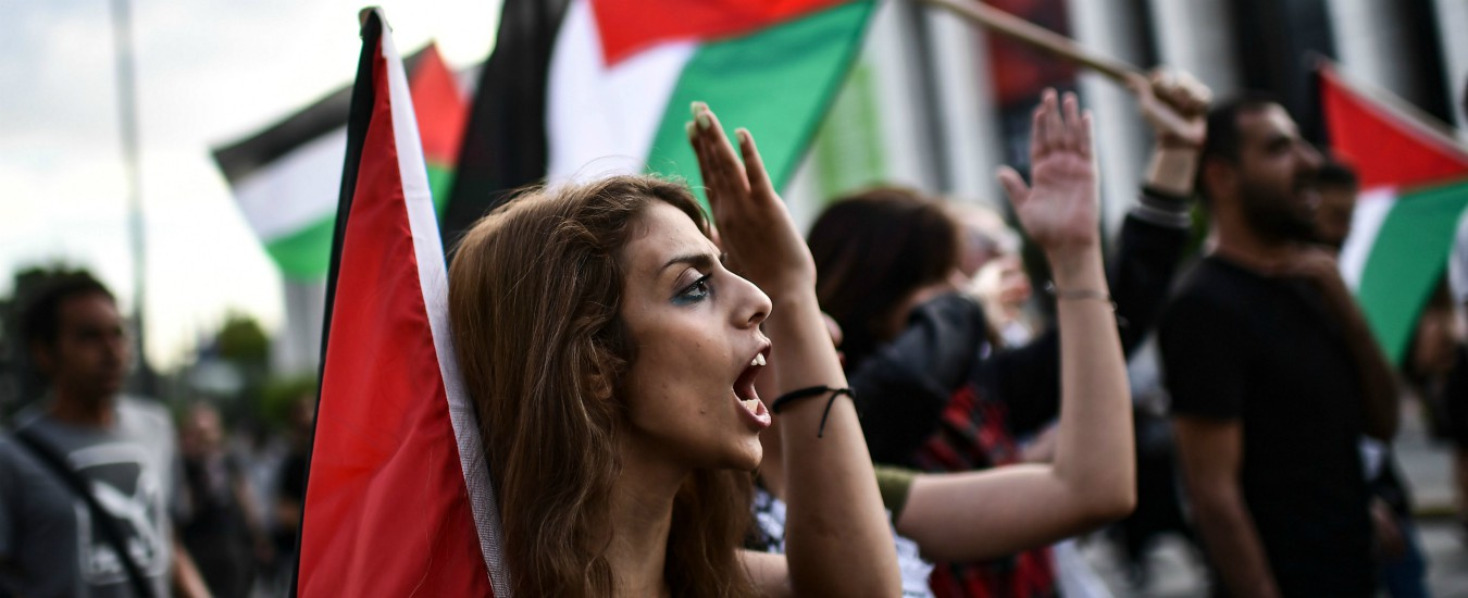 Israele, è l'acqua la nuova arma contro la Palestina. E ne fanno le spese soprattutto i bambini