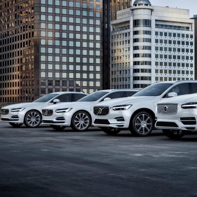 Volvo, il primo modello senza l'opzione diesel sarà la S60