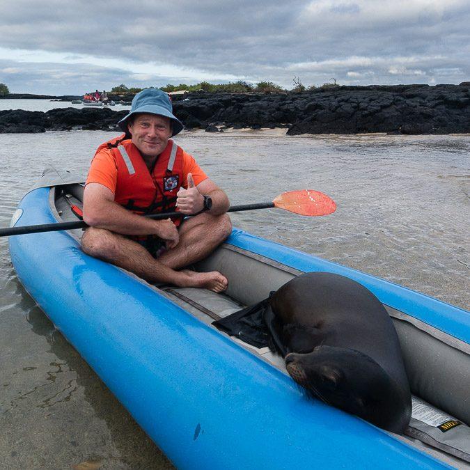 Reportage: viaggio alle Galàpagos, l'incantato laboratorio di Darwin