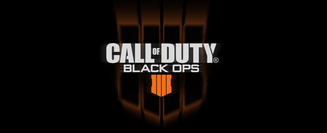 Call of Duty: Black Ops 4, in arrivo ad Ottobre il nuovo capitolo dello sparatutto di Activision