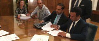 """Acciaierie Piombino, firmato l'accordo. Il ministro Calenda: """"Finalmente si può ripartire"""""""