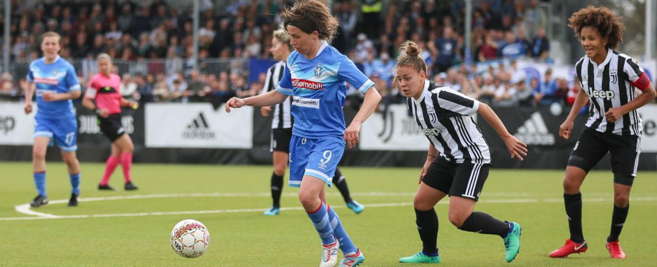 """Juventus-Brescia, lo spareggio scudetto che porta il calcio femminile nel futuro. """"Ma non bastano i soldi, servono regole"""""""
