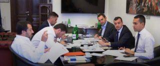 """Governo, incontro Di Maio-Salvini. Il leader M5s: """"Chiudiamo oggi contratto"""". Quello della Lega: """"Nè io né lui premier"""""""