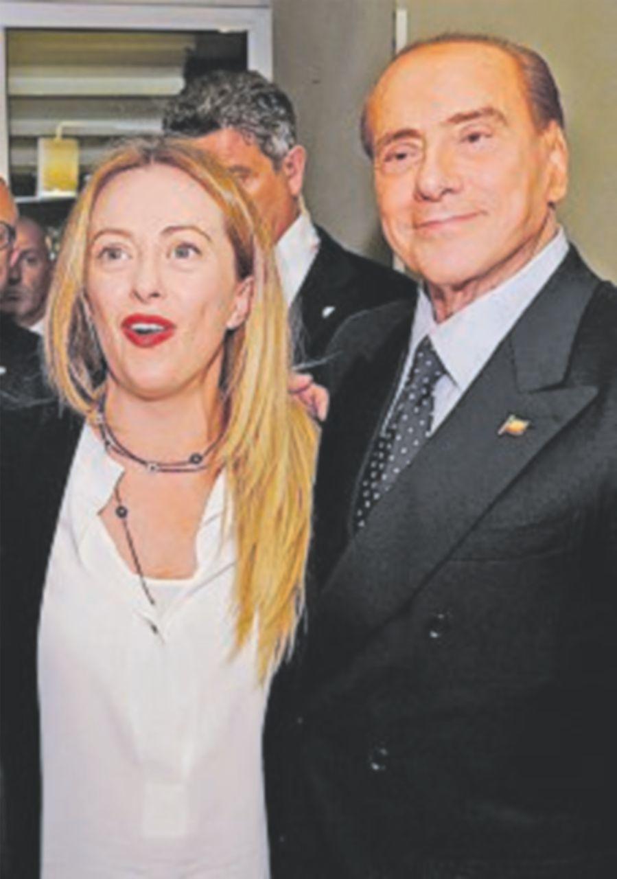 """Meloni e Berlusconi uniti contro: """"È insostenibile"""""""