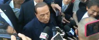 """Governo, Berlusconi: """"Preoccupato e deluso dal contratto Lega-M5s"""". E si mette a disposizione di Mattarella: """"Ho 9 anni di esperienza"""""""
