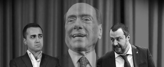 Contratto di governo, la giustizia che non piace a B. e le leggi di Di Maio e Salvini: pene più dure per corrotti e scippatori