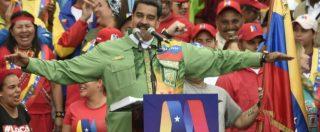 """Venezuela, le elezioni farsa per fare vincere Maduro. L'opposizione: """"Chi vota per lui riceve cibo"""""""