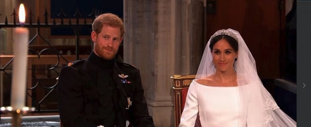 Royal Wedding Il Matrimonio Di Harry E Meghan Markle Lui