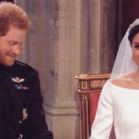 Matrimonio Harry In Chiesa : Royal wedding il matrimonio di harry e meghan markle. lui piange