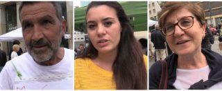 """Lega-M5s, nei gazebo a Milano: """"L'alleato non è granché, ma insieme 5 anni"""". Ed entrambe le parti chiedono il premier"""