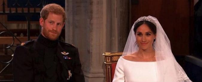 Matrimonio Meghan : Matrimonio harry e meghan markle perché ringrazio di