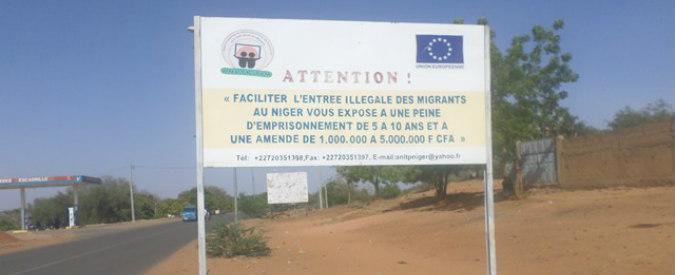 Il Niger della settima repubblica e le finzioni di un Paese inesistente