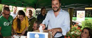 """Governo, Salvini: """"Premier? Né io né Di Maio, sarà un professionista che ha contribuito alla stesura del contratto"""""""