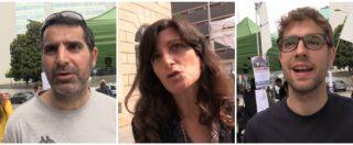 Milano, tra i gazebo M5s-Lega: divergenze su reddito di cittadinanza. Ma su migranti e Berlusconi sono tutti d'accordo