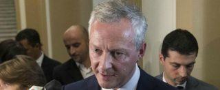 """Lega-M5s, Francia: """"Italia rispetti impegni su debito o stabilità eurozona a rischio"""". Salvini: """"Inaccettabile invasione di campo"""""""
