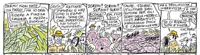 Roma sparita 5 – Rimedi naturali