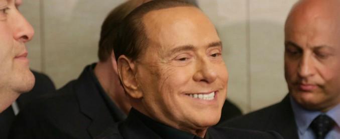 Compravendita senatori, la Cassazione conferma la prescrizione per Silvio Berlusconi