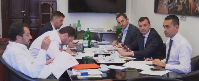 Governo, accordo sul premier e Salvini-Di Maio ministri. M5s chiede super ministero Sviluppo economico-Lavoro