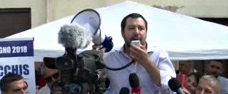 """M5s-Lega, Salvini: """"Premier? Abbiamo scelto un nome equilibrato che soddisfa noi e loro. Nessuno ponga veti"""""""