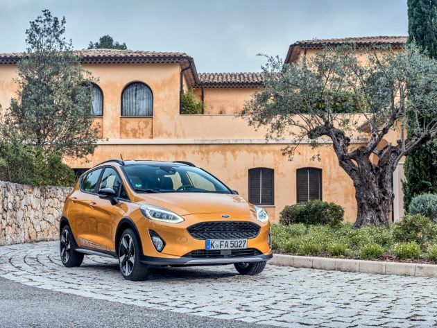 Ford Fiesta Active, la prova de Il Fatto.it – La citycar si