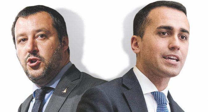 Lega-M5S: l'accordo è fatto. Poi Salvini attacca il Quirinale