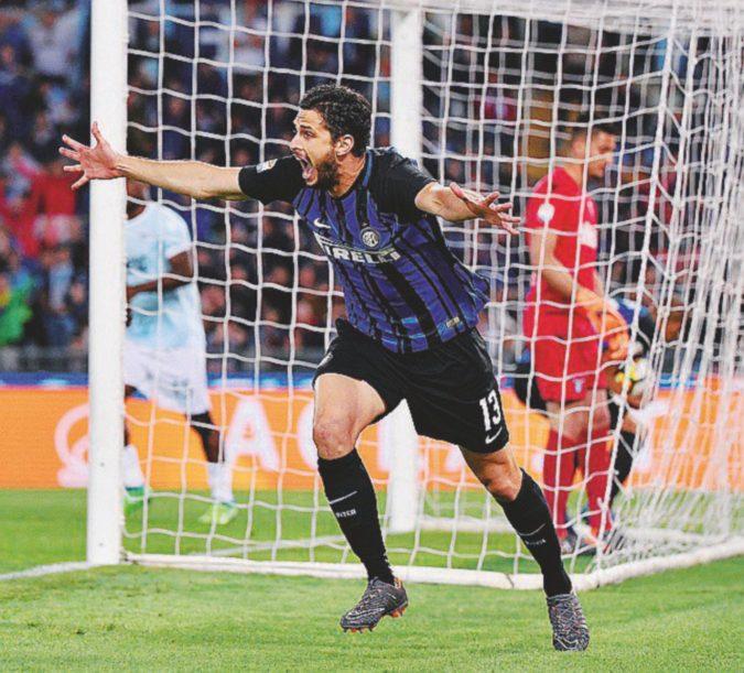 L'Inter in Champions e retrocede il Crotone