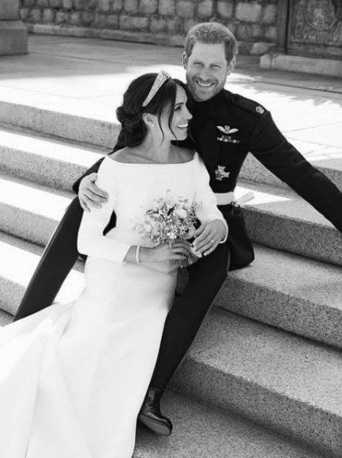Harry e Meghan, le prime foto ufficiali: la più bella? Quella con George