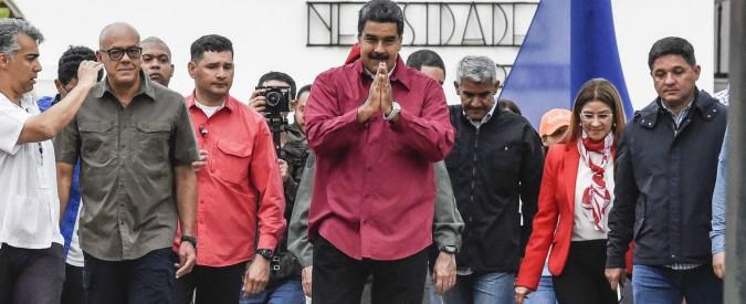 Venezuela, Nicholas Maduro rieletto per altri 6 anni tra affluenza crollata del 33% e denunce di brogli