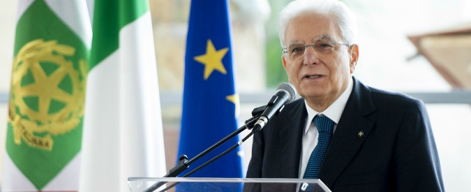 """f0ef71e6bb6f Csm, Mattarella: """"Laici eletti per competenza e non per appartenenza  politica"""". Più lontana l'elezione di Ermini"""