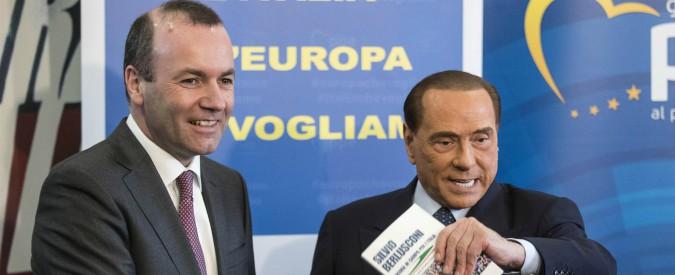 """Governo M5s-Lega, Weber (Ppe): """"Italia indebitata, state giocando col fuoco"""". Salvini: """"Pensi alla Germania"""""""